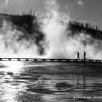 Smoke on the Water - Yellowstone