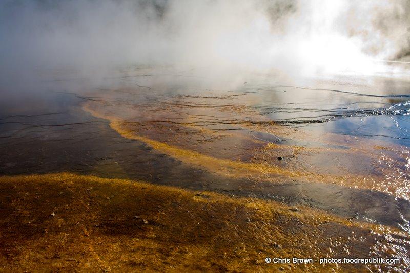 Mars-like Pools