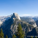 View from Glacier Point - Yosemite