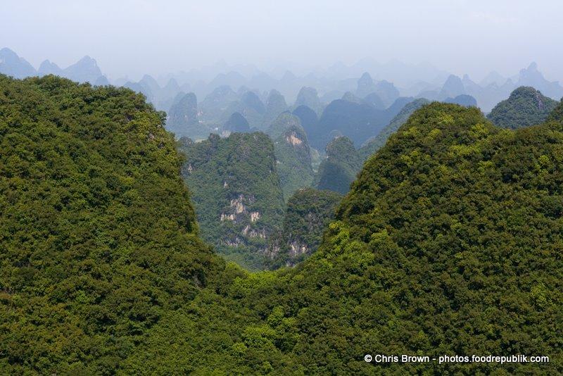 Karst Peaks - Guilin