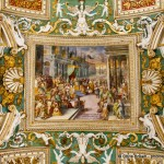 Vatican Museum Ceiling Painting