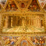 Vatican Museum Ceiling Painting 2