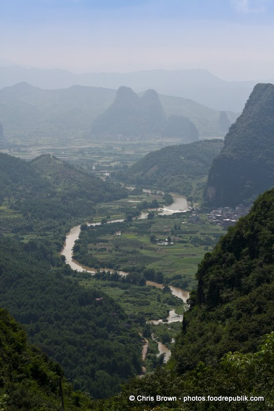 Winding River - Yangshuo